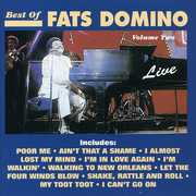 Best of Live 2 , Fats Domino