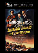 Sherlock Holmes and the Secret Weapon , Basil Rathbone
