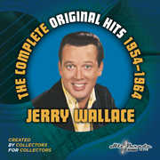 Jerry Wallace: Complete Original Hits 1954-1964 , Jerry Wallace