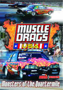 Muscle Drags USA: Monsters of the Quartermile , Billy Adams