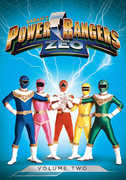 Power Rangers Zeo: Volume 2