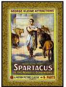 Spartacus 1913 /  Ben-Hur 1907 , William S. Hart