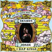 Give the People What They Want , Sharon Jones