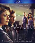 Sanctuary: The Complete Third Season , Agam Darshi