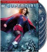 Supergirl: The Complete Second Season , Melissa Benoist