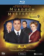Murdoch Mysteries: Season 9 , Yannick Bisson