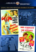John J. Malone Mystery Double Feature , Pat O'Brien