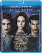 The Twilight Saga Extended Editions , Robert Pattinson