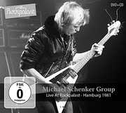 Live At Rockpalast: Hamburg 1981 , Michael Schenker