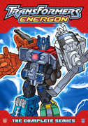 Transformers Energon: The Complete Series , Jenna Jameson