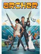 Archer: The Complete Season Four , H. Jon Benjamin