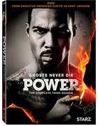 Power: The Complete Third Season , Omari Hardwick