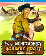 Robbers Roost , George Montgomery