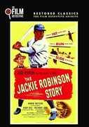 The Jackie Robinson Story , Jackie Robinson