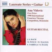 Ana Vidovic Guitar Recital , Ana Vidovic