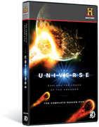 The Universe: The Complete Season Five , Erik Thompson