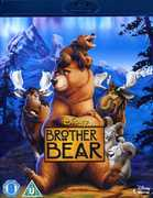 Brother Bear (2003) [Import] , Jason Raize