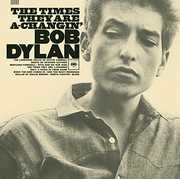 The Times They Are A-Changin' , Bob Dylan
