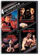 4 Film Favorites: Martial Arts Collection , Jean-Claude Van Damme