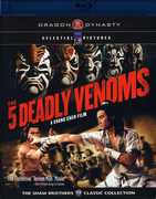 The Five Deadly Venoms , Chiang Sheng