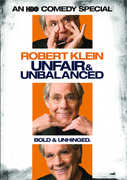 Unfair and Unbalanced , Robert Klein
