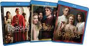 The Borgias: The Complete Series Pack , Augustus Prew