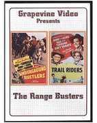 Underground Rustlers (1941) /  Trail Riders (1942)