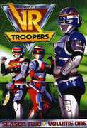 VR Troopers: Season 2 - Volume 1 , Michael Sorich
