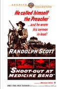 Shoot-Out At Medicine Bend , Randolph Scott