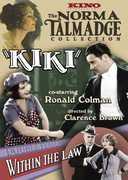 Norma Talmadge Double Feature: Kiki /  Within the Law , Norma Talmadge