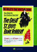The Great St. Louis Bank Robbery , Steve McQueen