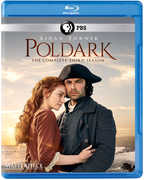 Poldark: The Complete Third Season , Aidan Turner