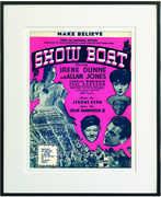 Make Believe Framed Sheet Music