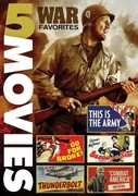 War Favorites: 5 Movie Collection , James Stewart