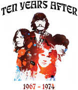 1967-1974 , Ten Years After