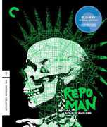 Repo Man (Criterion Collection) , Harry Dean Stanton