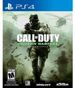 Call of Duty: Modern Warefare - Remastered for PlayStation 4