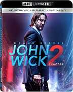 John Wick: Chapter 2 , Keanu Reeves