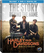 Harley and the Davidsons , Michiel Huisman