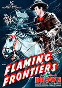 Flaming Frontiers , Johnny Mack Brown