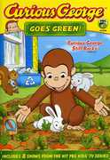 Curious George: Goes Green! , Frank Welker