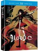 Blood C: Complete Series , Alexis Tipton