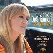 Keep Me in Mind: Complete Imperial & Liberty [Import] , Jackie DeShannon