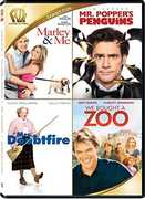 Marley & Me /  Mr Popper's Penguins /  Mrs Doubtfire /  We Bought a Zoo Q
