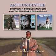 Elaborations /  Light Blue: Arthur Blythe Plays [Import] , Arthur Blythe
