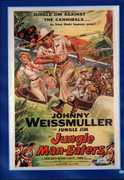 Jungle Man-Eaters , Bernie Hamilton