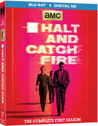 Halt and Catch Fire: The Complete First Season , Aleksa Palladino