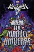 Punisher vs. the Marvel Universe (Marvel)
