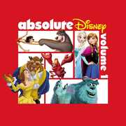 Absolute Disney: Volume 1 (Various Artists) , Various Artists