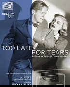 Too Late for Tears: Blu-ray /  DVD Dual Edition , Lizabeth Scott